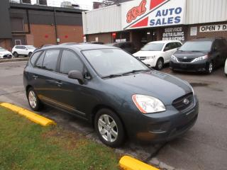 Used 2009 Kia Rondo LX w/AC ~ ALLOY RIMS ~ AUTO ~ SAFETY INCLUDED for sale in Toronto, ON