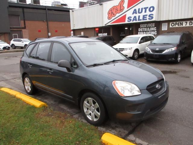 2009 Kia Rondo LX w/AC ~ ALLOY RIMS ~ AUTO ~ SAFETY INCLUDED