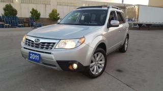 Used 2011 Subaru Forester AWD, Low km, Pano Sunroof, 3/Y warranty av for sale in Toronto, ON