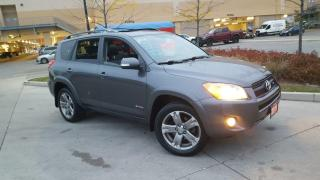 Used 2011 Toyota RAV4 Sport pkg, AWD, Leather, 3/Y Warranty Availabl for sale in Toronto, ON