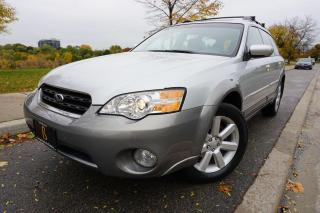 Used 2006 Subaru Outback LOW KM'S / 1 OWNER / NO ACCIDENTS / LIMITED for sale in Etobicoke, ON