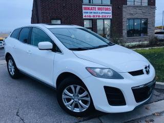 Used 2010 Mazda CX-7 GS for sale in Rexdale, ON