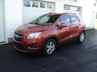 Used 2014 Chevrolet Trax LT for sale in Truro, NS