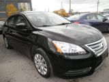 Photo of Black 2014 Nissan Sentra