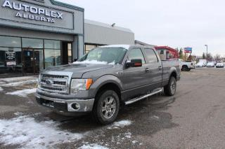 Used 2014 Ford F-150 XL SuperCrew 6.5-ft. Bed 4WD for sale in Calgary, AB