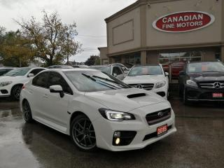 Used 2015 Subaru WRX w/Sport-tech Pkg for sale in Scarborough, ON