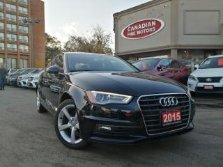 Used 2015 Audi A3 1.8T Komfort for sale in Scarborough, ON