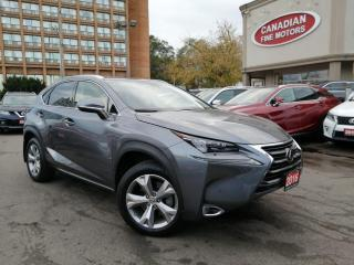 Used 2016 Lexus NX EXT WARR 8 YEARS OR 160K | EVERY OPTIONS | AWD | for sale in Scarborough, ON