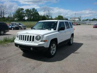 Used 2014 Jeep Patriot for sale in Innisfil, ON