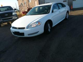 Used 2010 Chevrolet Impala LS for sale in Innisfil, ON