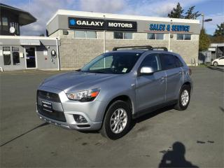Used 2012 Mitsubishi RVR SE - Heated Seats Bluetooth Cruise for sale in Victoria, BC