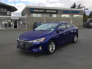 Used 2019 Hyundai Elantra PREFERRED - Heated Seats Blind Spot Detect for sale in Victoria, BC