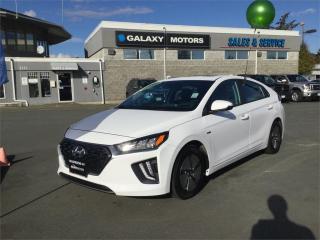 Used 2020 Hyundai Ioniq Hybrid PREFERRED - Heated Front and Rear Seats for sale in Victoria, BC