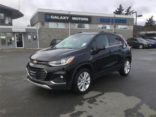 Used 2020 Chevrolet Trax PREMIER - Heated Seats Moonroof for sale in Victoria, BC