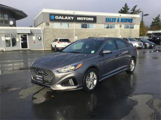 Used 2019 Hyundai Sonata ESSENTIAL - Power Moonroof Heated Seats for sale in Victoria, BC