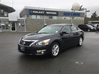 Used 2015 Nissan Altima 2.5 SL - Power Heated Seats NAV for sale in Victoria, BC
