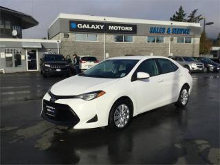 Used 2019 Toyota Corolla LE - Bluetooth Lane Assist Heated Seats for sale in Victoria, BC