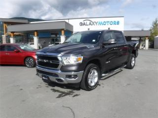 Used 2020 RAM 1500 BIG HORN-CREW CAB 5.7L V8 HEMI SHORT BOX - 4X4 for sale in Duncan, BC