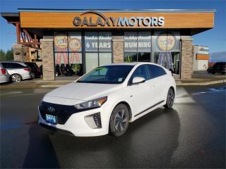 Used 2019 Hyundai Ioniq Hybrid PREFERRED - Heated Front Seats, Bluetooth, Back-up Camera for sale in Courtenay, BC