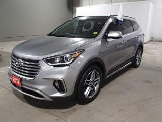 Used 2017 Hyundai Santa Fe XL ULTIMATE AWD NAVI *** FRESHLY TRADED!!! *** for sale in Nepean, ON