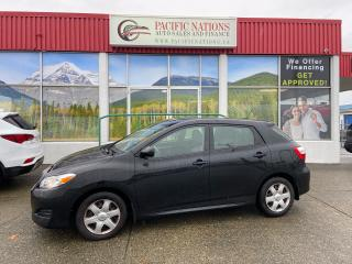 Used 2009 Toyota Matrix XR for sale in Campbell River, BC