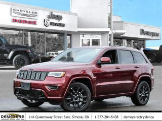 New 2020 Jeep Grand Cherokee ALTITUDE | SUNROOF | TOW PKG | LED LIGHTS for sale in Simcoe, ON
