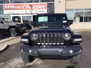 New 2021 Jeep Wrangler Unlimited 80th Anniversary Edition for sale in Milton, ON