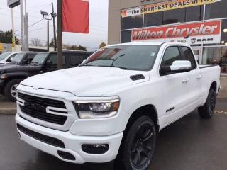 New 2021 RAM 1500 SPORT 4X4 / HEMI for sale in Milton, ON