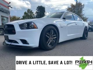 Used 2014 Dodge Charger R/T | Leather | Sunroof | As Is | for sale in Mitchell, ON