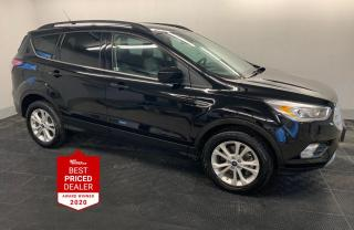 Used 2018 Ford Escape SEL 4WD 2.0L LEATHER **FEBRUARY CLEARANCE PRICE** for sale in Winnipeg, MB