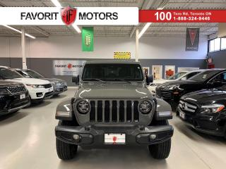Used 2020 Jeep Wrangler Unlimited Sahara Altitude|4X4|STING GREY|ALPINE|NAV|LEATHER| for sale in North York, ON
