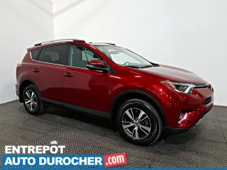 Used 2018 Toyota RAV4 AWD XLE TOIT OUVRANT - A/C - Caméra de recul for sale in Laval, QC