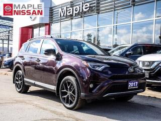 Used 2017 Toyota RAV4 for sale in Maple, ON