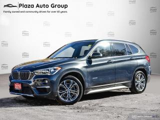 Used 2016 BMW X1 xDrive28i | OFF LEASE | CLEAN | FINANCE ME for sale in Richmond Hill, ON