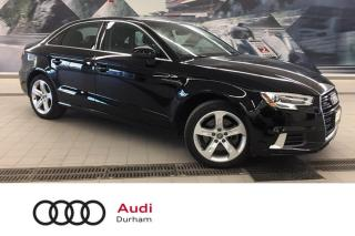 Used 2017 Audi A3 2.0T Komfort + CarPlay | Pano Roof | Dual Climate for sale in Whitby, ON