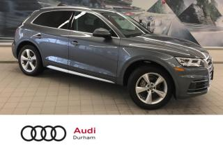 Used 2020 Audi Q5 2.0T Progressiv + Pano Roof | Nav | Dual Climate for sale in Whitby, ON