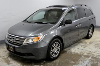Used 2012 Honda Odyssey EX-L for sale in Kitchener, ON