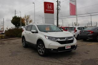 Used 2018 Honda CR-V EX for sale in Waterloo, ON