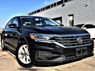 Used 2020 Volkswagen Passat COMFORTLINE HEATED SEATS CRUISE CONTROL REAR VIEW ALLOYS! for sale in Brampton, ON