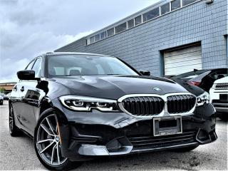 Used 2020 BMW 3 Series 330i X DRIVE |SUNROOF|HEATED MEMORY SEATS|NAVI|REAR VIEW! for sale in Brampton, ON