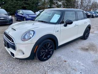 Used 2015 MINI Cooper S S model, 5dr Hatchback, automatic, for sale in Halton Hills, ON