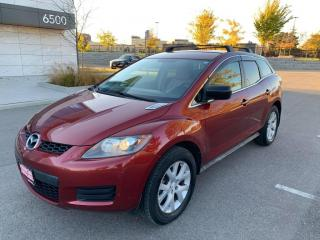 Used 2007 Mazda CX-7 4DR for sale in Mississauga, ON