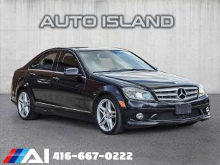 Used 2010 Mercedes-Benz C350 PANORAMIC SUNROOF**NAVIGATION**ALL WHEEL DRIVE for sale in North York, ON