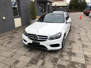 Used 2014 Mercedes-Benz E-Class 4dr Sdn E300 4MATIC for sale in Nobleton, ON