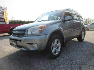 Used 2004 Toyota RAV4 LIMITED AWD for sale in Newmarket, ON