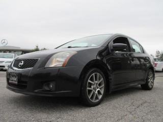 Used 2008 Nissan Sentra SE-R/ ACCIDENT FREE for sale in Newmarket, ON
