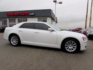 Used 2013 Chrysler 300 Panoramic Sunroof Leather Remote Starter Certified for sale in Milton, ON