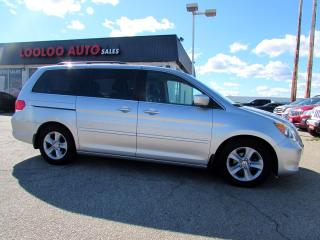 Used 2010 Honda Odyssey Touring DVD NAVI CAMERA POW SLIDING DOOR CERTIFIED for sale in Milton, ON