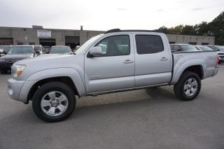 Used 2005 Toyota Tacoma TRD-OFF ROAD V6 4WD 6Spd CERTIFIED 2YR WARRANTY BLUETOOTH CRUISE ALLOYS TOW HITCH for sale in Milton, ON