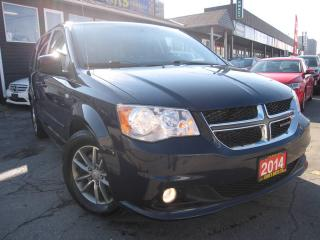 Used 2014 Dodge Grand Caravan SE -30th Anniversary! LEATHER, B-CAM, NAVI -30th Anniversary! LEATHER, B-CAM, NAVI for sale in Scarborough, ON
